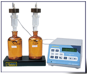 measurement of biochemical oxygen demand bod Biochemical oxygen demand is a measure of the quantity of oxygen used by microorganisms (eg, aerobic bacteria) in the oxidation of organic matter.